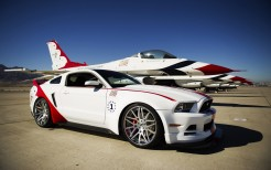 2014 Ford Mustang GT US Air Force Thunderbirds Edition