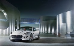 2014 Jaguar F Type R Coupe