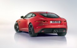2014 Jaguar F Type R Coupe 4
