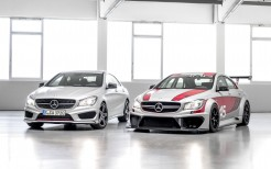 2014 Mercedes Benz CLA 45 AMG Racing Series
