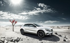 2014 Mercedes Benz GLA Edition