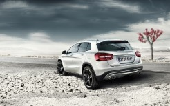 2014 Mercedes Benz GLA Edition 2