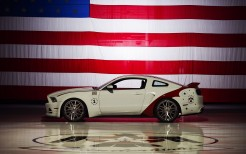 2014 US Air Force Thunderbirds Edition Ford Mustang GT