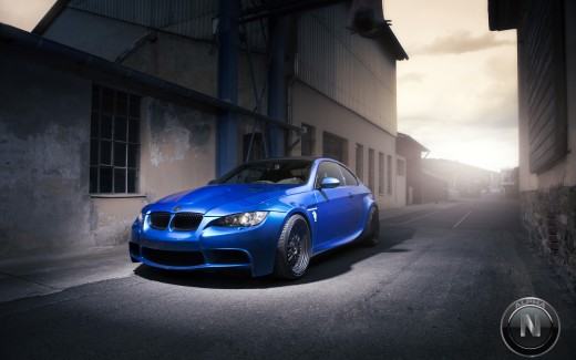 BMW M3 BT92 by Alpha N Performance 2013