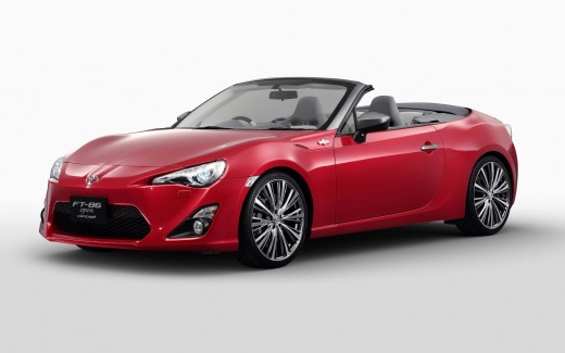 Toyota FT 86 Open Concept 2013