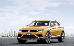 Volkswagen Crossblue Coupe Concept 2013
