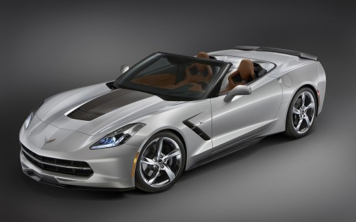 2013 Chevrolet Corvette Concepts SEMA