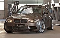 2013 G Power BMW M3 Hurricane RS