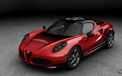2014 Alfa Romeo 4C WTCC Safety Car