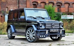 2014 ART Mercedes Benz G55 AMG Streetline 65