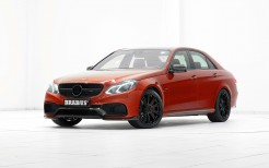 2014 Brabus Mercedes Benz E 63 850 Biturbo Red