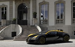 2014 Bugatti Veyron Grand Sport Vitesse 1 of 1