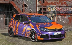 2014 Cam Shaft Haiopai Racing Volkswagen Golf Purple