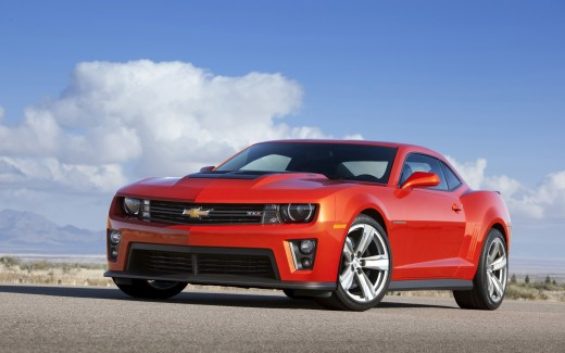 2014 Chevrolet Camaro ZL1 Coupe