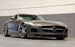 2014 DD Customs Mercedes Benz SLS AMG