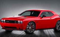 2014 Dodge Challenger SRT Satin Vapor