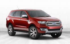 2014 Ford Everest Concept