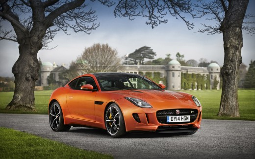 2014 Jaguar F type R Coupe 7