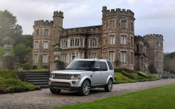 2014 Land Rover Discover XXV Special Edition