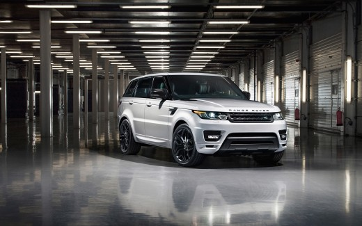 2014 Land Rover Range Rover Sport Stealth Pack