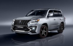 2014 Larte Design Lexus LX 570 Alligator