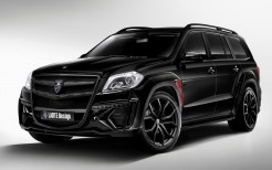 2014 Larte Design Mercedes Benz GL Black Crystal