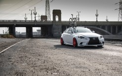 2014 Lexus IS AWD by Gordon Ting