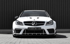 2014 Mercedes Benz C63 AMG Mc8xx By McChip DKR