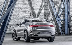 2014 Mercedes Benz Concept Coupe SUV 2