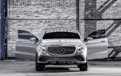 2014 Mercedes Benz Concept Coupe SUV 5