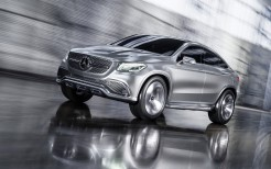 2014 Mercedes Benz Concept Coupe SUV 6