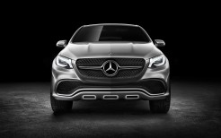 2014 Mercedes Benz Concept Coupe SUV 8