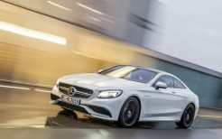 2014 Mercedes Benz S 63 AMG Coupe