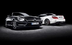 2014 Mercedes Benz SL 2LOOK Edition SL and SL AMG