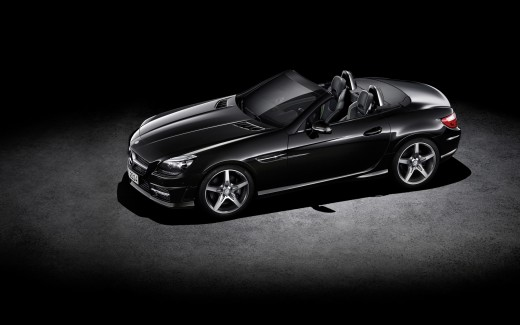 2014 Mercedes Benz SLK CarbonLOOK Edition