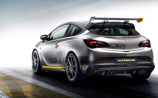 2014 Opel Astra OPC Extreme 2