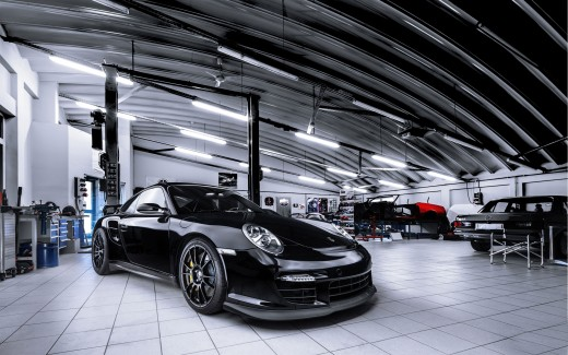 2014 Porsche 911 TG2 by OK Chiptuning