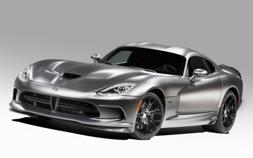 2014 SRT Viper TA Anodized Carbon Special Edition