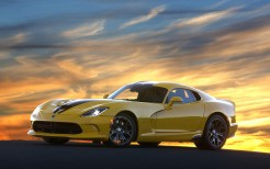 2014 SRT Viper Yellow