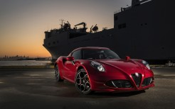 2015 Alfa Romeo 4C Red