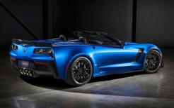 2015 Chevrolet Corvette Z06 Convertible 2