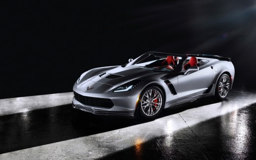 2015 Chevrolet Corvette Z06 Convertible 3