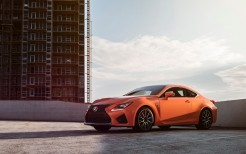 2015 Lexus RC F Orange
