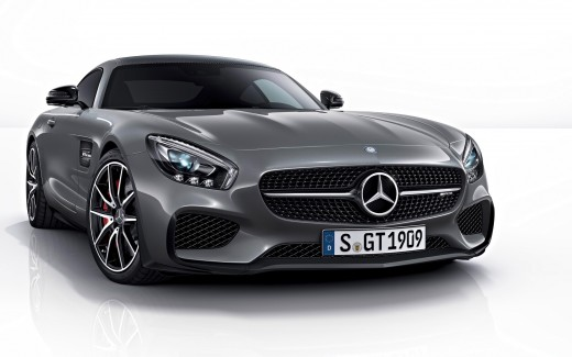 2015 Mercedes AMG GT S Edition