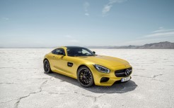 2015 Mercedes AMG GT Solarbeam
