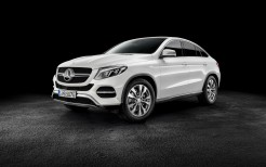 2015 Mercedes Benz GLE Coupe