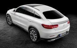2015 Mercedes Benz GLE Coupe 2