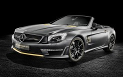 2015 Mercedes Benz SL 63 AMG World Championship