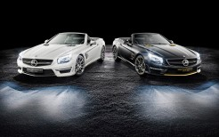2015 Mercedes Benz SL 63 AMG World Championship 2