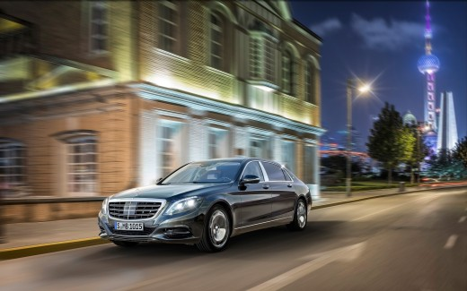2015 Mercedes Maybach S Class